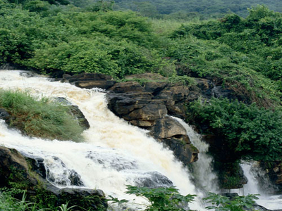 Water Falls Of Boali