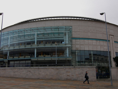 The Waterfront Hall