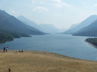 Waterton Townsite Trail