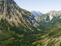 Waterton Valley Trail