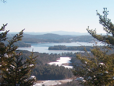 Waukewan, Lake