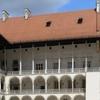 Renaissance Courtyard Of Wawel Castle