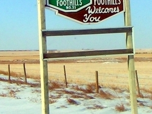 Foothills No. 31