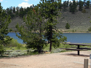West Lake Campground