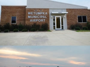 Wetumpka Municipal Airport