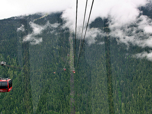 Whistler Tour With Sea-To-Sky Climb Train Photos