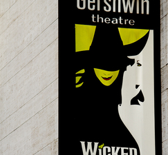 Wicked on Broadway Photos