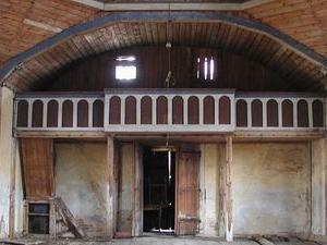 Wielkie Oczy's Greek Catholic Church of St. Nicolas