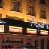 August Wilson Theatre At Night