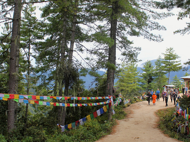 Bhutan Motorcycle Tour for 2018 Photos