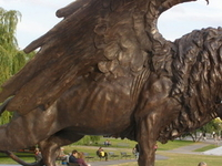 Winged Lion Memorial