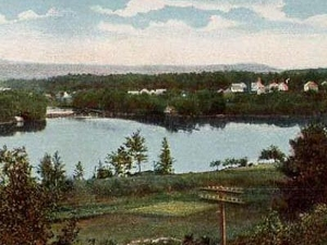 Winnisquam Lake