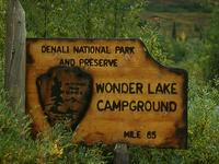 Wonder Lake Campground