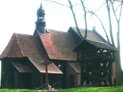 Wooden Church of John the Baptist