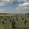 Woodhenge Facing Northwards