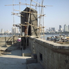 Worli Fort Under Repair