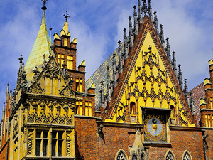 Private-Wroclaw Old Town Tour Photos