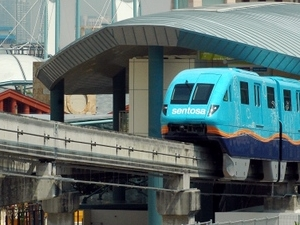 Waterfront Monorail Station