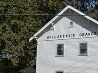 Willakenzie Grange Hall