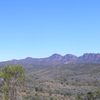 Wilpena Pound – Taken At Bunyeroo Or Brachina Gorge.