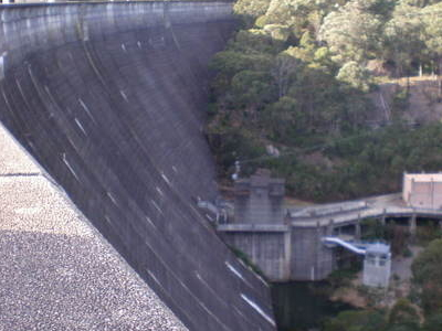 Woronora Dam