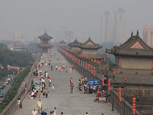 Xi'an Full Day Sightseeing Tour - Shaanxi History Museum, Big Wild Goose Pagoda, Ancient City Wall Photos