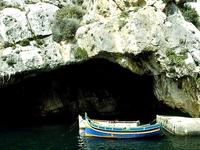 Xlendi Cave