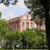 A Scene Of The Original Library, Xuhui Campus