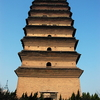 Another View Of The Small Wild Goose Pagoda