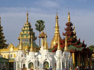 Yangon – Bagan – Ngapali Beach – Yangon Photos