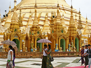TAD002 Free And Easy Yangon City Tour Photos