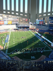 Yankee Stadium Football Ground