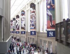Yankee Stadium Great Hall