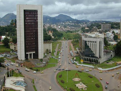 Yaounde City View