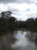 Yarra River From Kanes Bridge