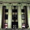 Yavapai County Courthouse Facade AZ