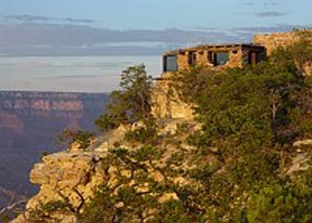 Yavapai Geology Museum  - Grand Canyon - Arizona - USA