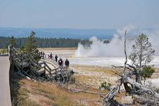 Yellowstone Fountain Paint Pot Area
