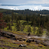 Yellowstone Lake Overlook Trail