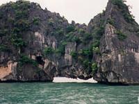 Yen Ngua Islet