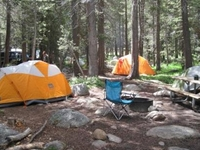 Yosemite Tuolumne Meadows Campground