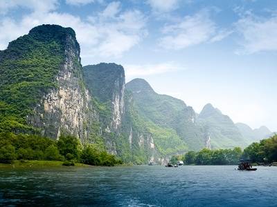 Yu Long River - Yangshuo Guilin