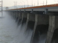 Zhiguli Hydroelectric Station