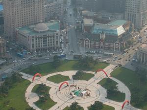 Zhongshan Square