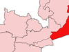Location Of Eastern Province