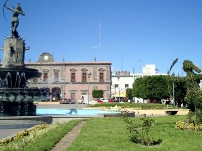 Zocalo Ixmiq - Ixmiquilpan City