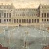 Garden Facade Of The Palace Of Versailles