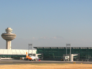 Yerevan Zvartnots Intl. Airport