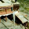 View Of The Kursha Monastery