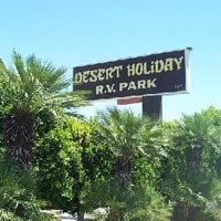 Desert Holiday Rv Resort